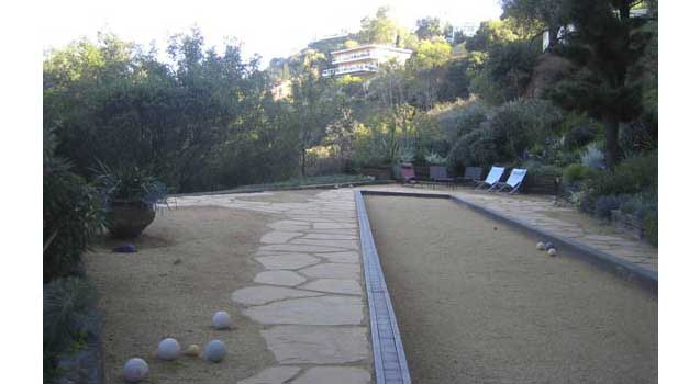 Landscape Design: Play Areas, Bocce Courts, Sports Courts